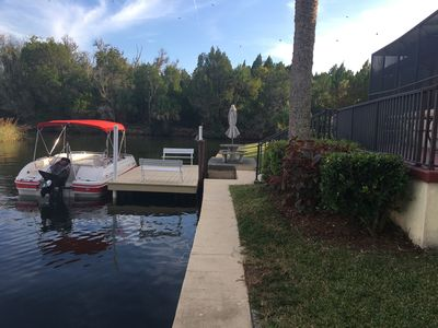 Photo for Stunning Canal Front Corner Lot in Crystal River, Indian Waters subdivision