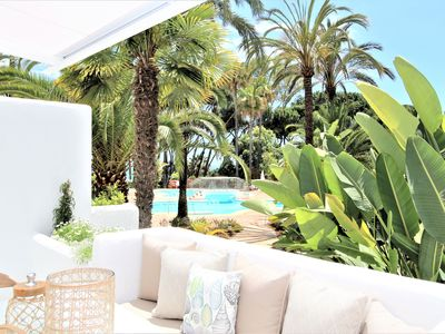 Photo for Luxury apartment in Alhambra del Mar, Marbella