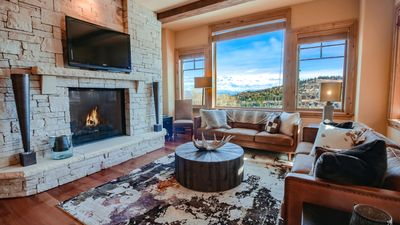 Photo for Ski-in/Ski-out Luxurious Condo located in the serene Empire Pass-Silver Strike