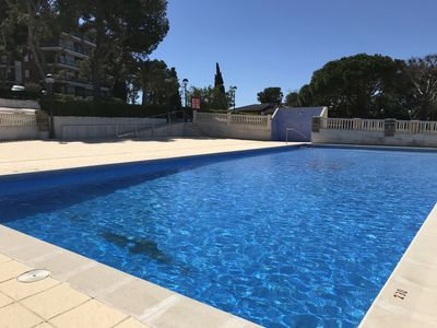 Photo for CAP SALOU FOR 6 PEOPLE, WITH POOL AND PARKING