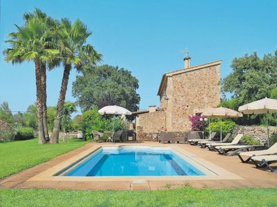 Photo for 3 bedroom Villa, sleeps 6 in Inca with Pool and WiFi