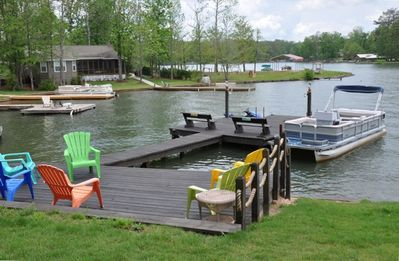 View of the Dock