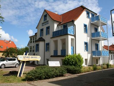 Photo for Comfortable 2-room-Ostseewohnung / breakfast possible