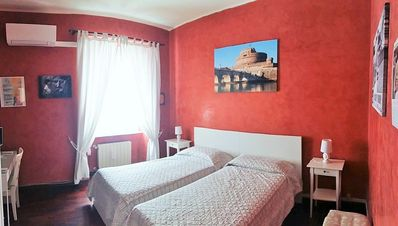 Photo for 1BR Guest House/pension Vacation Rental in Roma