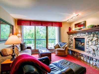 Photo for Comfortable condo for the family - Great amenities including outdoor pool & ht!