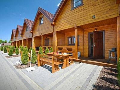 Photo for Holiday resort, Mielenko  in Um Köslin - 4 persons, 2 bedrooms