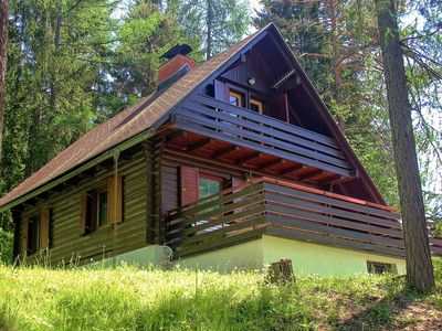 Photo for Holiday cottage with spectacular views of the Alps near the longest bike path in Slovenia