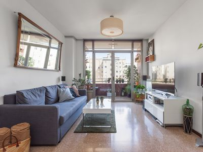 Photo for Acogedor apartamento en Eixample