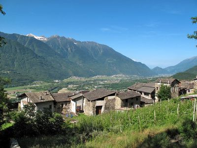 Photo for Apartment Ferienwohnung (VTE501) in Valtellina - 2 persons, 1 bedrooms