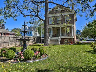Photo for Historic Catskill Village Home, Walk to River