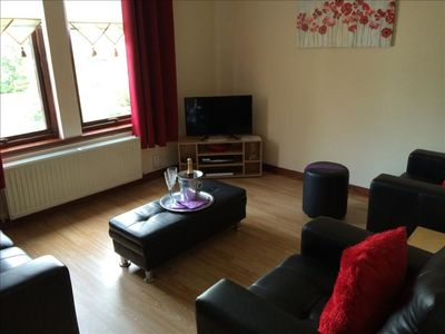 Photo for Strath View Holytown Apartment