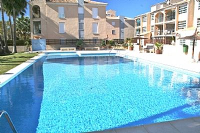 Photo for Tourist board reg. Emerald Apartment With Large Pool, 2 Terraces Free Wi-fi,
