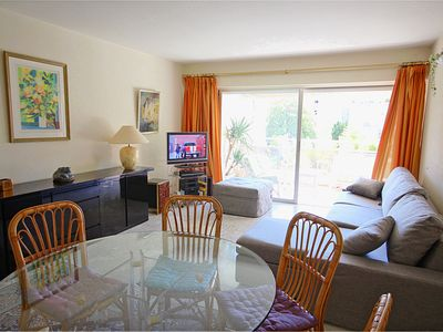 Photo for F3 apartment crossing, 3rd floor Wifi, 2 large terraces, parking.