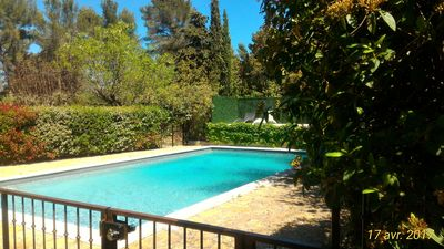 Photo for Villa with heated pool, Var Provence Alpes Côte d'Azur