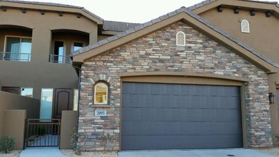 Photo for Awesome New Luxury home on golf course, sleeps 16, 5+ beds, 4 1/2 baths, hot tub