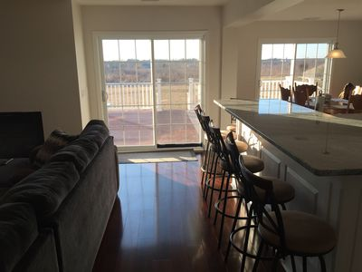 Photo for NEW Rental - Spacious private home with new appliances, furniture, floors & deck