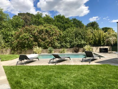 Photo for Large villa with pool in Montpellier-near beaches and Camargue