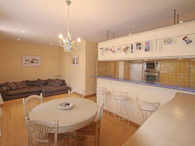 Photo for SAINT TROPEZ CENTER BEAUTIFUL, QUIET AND BRIGHT APARTMENT WITH GARAGE