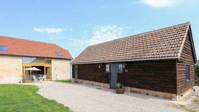 Photo for Classic Family Barn Conversion in Radcot  - Camden Farm - sleeps 10 guests  in 5 bedrooms