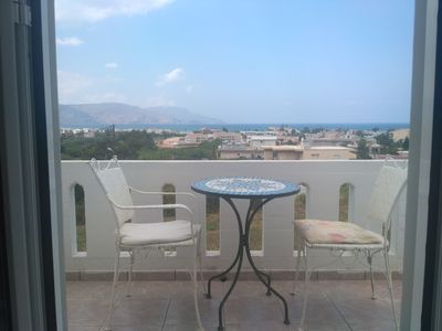 Photo for Aglaias Apartments panoramic sea view