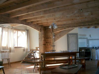 Photo for Chalet Cambre d'Aze option 3 bedrooms 6 people