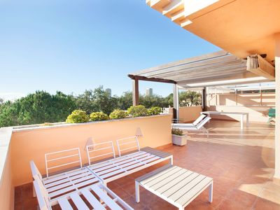 Photo for Jardines de Santa maria penthouse - Apartment for 4 people in Marbella
