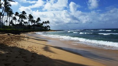 Photo for TRANQUIL POIPU UPPER, CORNER VILLA!!!  WALK TO OCEAN, DINING, SHOPPING AND GOLF