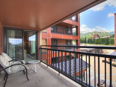 Photo for Warm 1Br Slopeside Escape - Steps to Main St + Winter Fun!