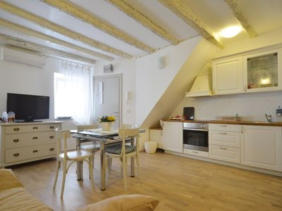 Photo for Nice lovely studio Casale in the center of the Rovinj