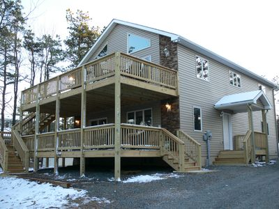Photo for 4BR House Vacation Rental in Albrightsville, Pennsylvania