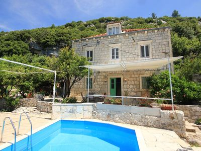 Photo for Holiday house with a swimming pool Viganj (Pelješac) - 10175