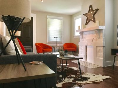 Great Location! Trendy East Nashville very close to Nissan Stadium and downtown
