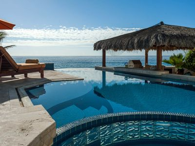 Photo for Casa Alcini is an 8-bedroom villa along the coast of Baja California Sur, Cabo San Lucas in Mexico