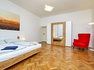 Photo for 4BR Apartment Vacation Rental in Praha