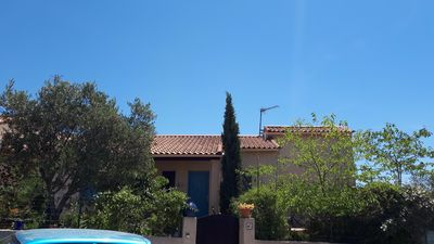 Photo for Nice and air-conditioned house 20 minutes from Montpellier and beaches