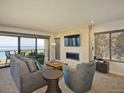 Photo for Gorgeous Oceanfront 5-star Remodel With Corner Location With Panoramic Views
