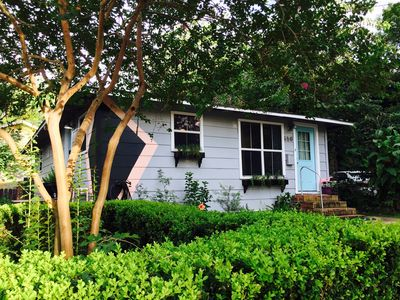 Photo for Cozy Downtown Cottage in Historic Spanish Town Neighborhood