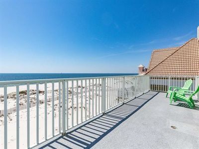 Photo for Newly Renovated Beach Front House with a Luxurious Master Suite!
