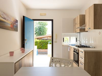 Photo for Holiday home in independent Villa a few steps from the sea Marina di Ginosa