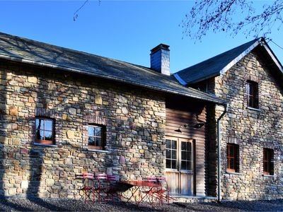 Photo for Cozy, authentic house in a quiet village, also as the big house BE-6698-15