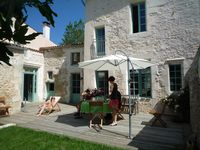 A spacious and interesting house ideal for holidays with extended family or friends