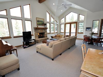 Photo for Creekside East Vail 4 bedroom home w/ Ski Lockers