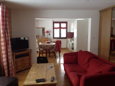 Photo for For rent apartment in a chalet on Briançon