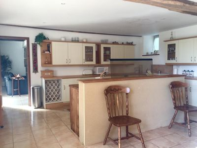 Photo for Charmingly renovated barn conversion, perfect for a tranquil family holiday