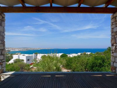 Photo for Villa Alkyoni · Beautiful 8-person Family Villa with Great Views