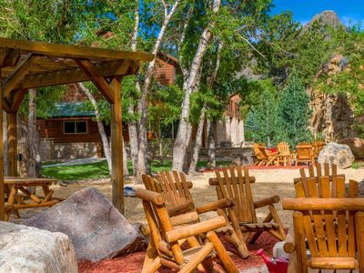 Photo for Resort Condo In Unique Mountain Cliffside Setting. Fantastic Property Amenities!
