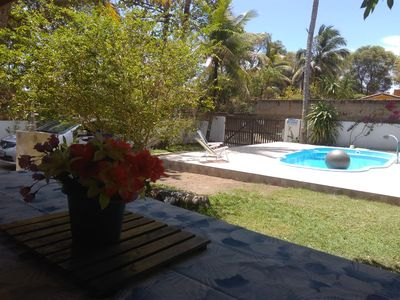 Photo for House with pool in the center of Porto de Galinhas