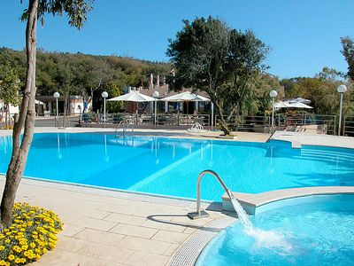 Photo for 2 bedroom Villa, sleeps 4 in Montenero with Pool, Air Con and WiFi