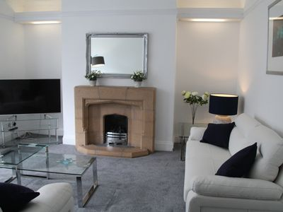 Photo for Llandudno by the Pier & Beaches - Great Location - Bright 2 - Bedroom Apt