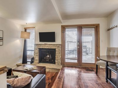 Photo for Newly Remodeled 1 Bed-Steps from Main Street and Ski lift